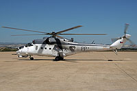 Helicopter-DataBase Photo ID:12681 Mi-35 22nd Helicopter Base 3370 cn:203370