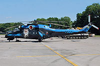 Helicopter-DataBase Photo ID:728 Mi-35 23rd Helicopter Base 7353 cn:087353