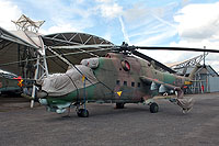 Helicopter-DataBase Photo ID:14771 Mi-24D Museum of Aviation and Transport 0149 cn:M340149