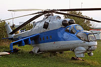 Helicopter-DataBase Photo ID:17182 Mi-24D Historic Aircraft Collection 4011 cn:M34011