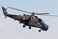 Helicopter-DataBase Photo ID:10605 Mi-35P Indonesian Army HS-7154