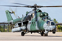 Helicopter-DataBase Photo ID:15322 Mi-35M (AH-2 Sabre) Brazilian Air Force 8955 cn:076658089