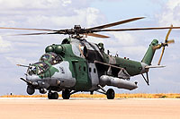 Helicopter-DataBase Photo ID:15197 Mi-35M (AH-2 Sabre) Brazilian Air Force 8957 cn:076658096
