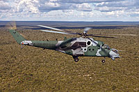 Helicopter-DataBase Photo ID:15198 Mi-35M (AH-2 Sabre) Brazilian Air Force 8957 cn:07665896