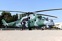 Helicopter-DataBase Photo ID:15321 Mi-35M (AH-2 Sabre) Brazilian Air Force 8962 cn:076658..