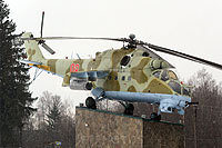 Helicopter-DataBase Photo ID:13442 Mi-24V unknown 08 red cn:3532423319917