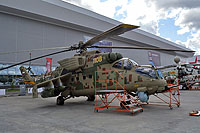 Helicopter-DataBase Photo ID:14775 Mi-24VP Russian Helicopters 1108 yellow cn:3532012913138
