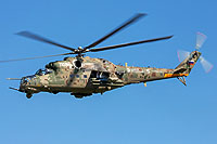 Helicopter-DataBase Photo ID:16094 Mi-24VP Russian Helicopters 1108 yellow cn:3532012913138