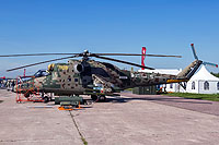 Helicopter-DataBase Photo ID:16348 Mi-24VP Russian Helicopters 1108 yellow cn:3532012913138