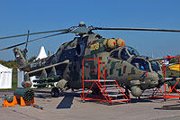 Helicopter-DataBase Photo ID:16388 Mi-24VP Russian Helicopters 1108 yellow cn:3532012913138