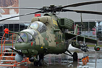Helicopter-DataBase Photo ID:16355 Mi-24VM-3 Rostvertol 341 white cn:340558101