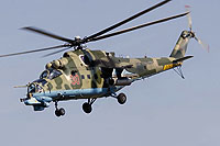 Helicopter-DataBase Photo ID:15406 Mi-24PN Russian Air Force 30 red