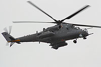 Helicopter-DataBase Photo ID:15888 Mi-24VM-3 Russian Air Force 33 blue cn:34075817106