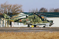Helicopter-DataBase Photo ID:14283 Mi-24VP Baltic Fleet 36 red
