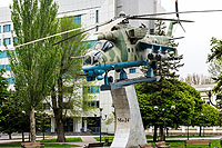 Helicopter-DataBase Photo ID:15839 Mi-24V Rostvertol 75 red