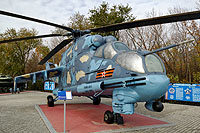 Helicopter-DataBase Photo ID:15815 Mi-24P Victory Park