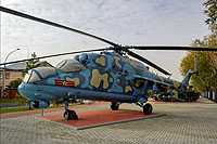 Helicopter-DataBase Photo ID:15816 Mi-24P Victory Park