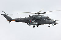 Helicopter-DataBase Photo ID:11346 Mi-24VM-3 Russian Air Force RF-13009 cn:34075817125
