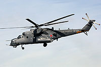 Helicopter-DataBase Photo ID:12759 Mi-24VM-3 Russian Air Force RF-13009 cn:34075817125