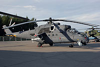 Helicopter-DataBase Photo ID:12889 Mi-24VM-3 Russian Air Force RF-13012 cn:34075817130