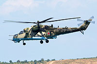 Helicopter-DataBase Photo ID:15220 Mi-24VM-3 Russian Air Force RF-13016