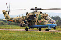 Helicopter-DataBase Photo ID:14342 Mi-24VM-3 Russian Air Force RF-13027