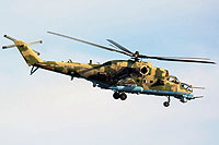 Helicopter-DataBase Photo ID:14889 Mi-24VM-3 mod Russian Air Force RF-13027 cn:34075817157