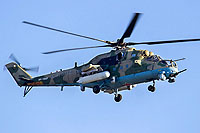 Helicopter-DataBase Photo ID:13439 Mi-24VM-3 Russian Air Force RF-13026