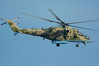 Helicopter-DataBase Photo ID:14946 Mi-24VM-3 mod Russian Air Force RF-13028 cn:34075817158