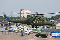 Helicopter-DataBase Photo ID:10382 Mi-35MS MVZ Moscow Helicopter Plant RF-13345