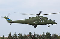 Helicopter-DataBase Photo ID:10396 Mi-35MS MVZ Moscow Helicopter Plant RF-13346
