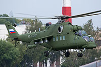 Helicopter-DataBase Photo ID:10397 Mi-35MS MVZ Moscow Helicopter Plant RF-13347