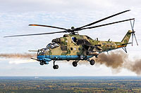 Helicopter-DataBase Photo ID:16617 Mi-24VM-3 mod Russian Air Force RF-13374