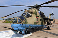 Helicopter-DataBase Photo ID:14338 Mi-24VM-3 Russian Air Force RF-13374
