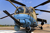 Helicopter-DataBase Photo ID:14339 Mi-24VM-3 Russian Air Force RF-13374