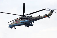 Helicopter-DataBase Photo ID:12967 Mi-24VM-3 Russian Air Force RF-13375