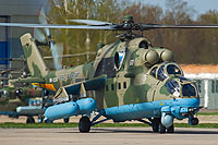 Helicopter-DataBase Photo ID:16455 Mi-24VM-3 Russian Air Force RF-13383 cn:34075817166