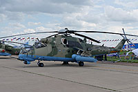 Helicopter-DataBase Photo ID:13682 Mi-24VM-3 Russian Air Force RF-13383