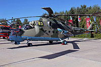 Helicopter-DataBase Photo ID:14807 Mi-24VM-3 Russian Aerospace Force RF-13383 cn:34075817166