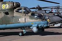Helicopter-DataBase Photo ID:14810 Mi-24VM-3 Russian Aerospace Force RF-13383 cn:34075817166