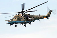 Helicopter-DataBase Photo ID:15842 Mi-24VM-3 mod Russian Aerospace Force RF-13460