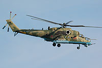 Helicopter-DataBase Photo ID:14844 Mi-24VM-3 Russian Air Force RF-13664