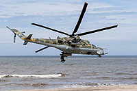 Helicopter-DataBase Photo ID:15866 Mi-24VP Baltic Fleet RF-34197 cn:3532454910117
