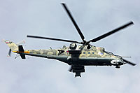 Helicopter-DataBase Photo ID:15875 Mi-24VP Baltic Fleet RF-34197 cn:3532454910117