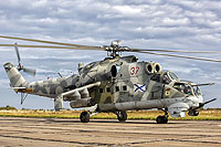 Helicopter-DataBase Photo ID:16379 Mi-24VP Baltic Fleet RF-34197 cn:3532454910117
