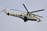 Helicopter-DataBase Photo ID:14298 Mi-24VP Baltic Fleet RF-34199 cn:3532583810141
