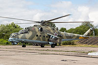 Helicopter-DataBase Photo ID:14299 Mi-24VP Baltic Fleet RF-34205