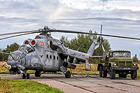 Helicopter-DataBase Photo ID:16453 Mi-24VP Baltic Fleet RF-34206