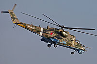 Helicopter-DataBase Photo ID:17526 Mi-24P Russian Ministry of the Interior RF-34330 cn:066347