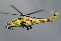 Helicopter-DataBase Photo ID:16759 Mi-24V Russian Air Force RF-34355